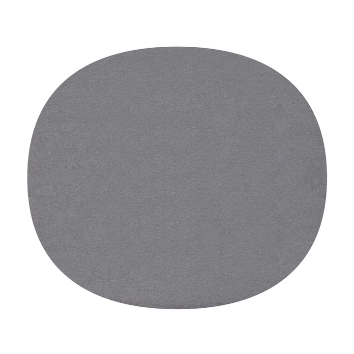 Hey Sign - Coussin en feutre Eames Plastic Side Chair, gris clair 5mm