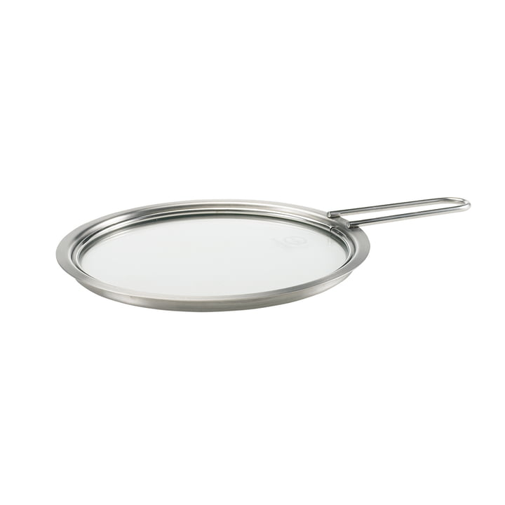 Couvercle de casserole Ø 16cm de Eva Trio en verre