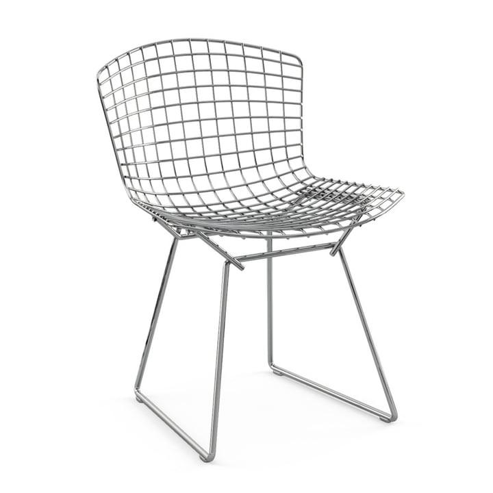 Knoll - Bertoia Chaise chromé
