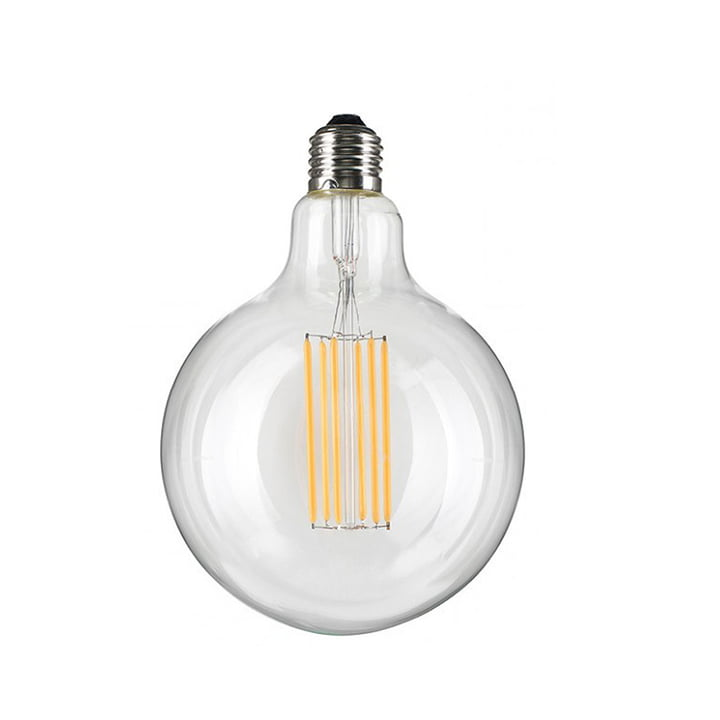 NUD Collection - Ampoule LED Globe Ø95mm, E27, 6W
