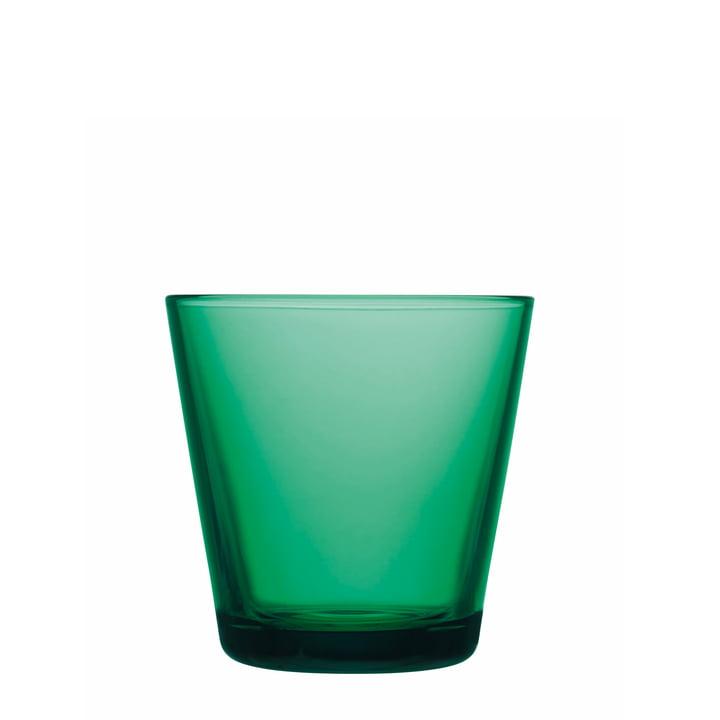 Kartio Verre à boire de Iittala in Emerald