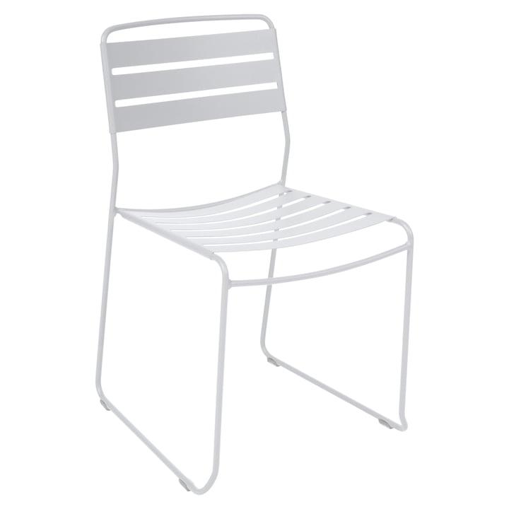 Chaise Surprising de Fermob en blanc coton