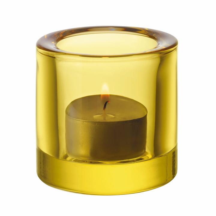 Iittala - Kivi Teelichthalter, lime / citron