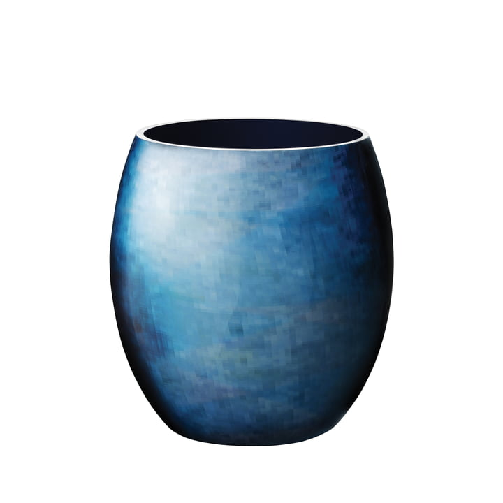Vase Stockholm Horizon Ø 166 moyen format de Stelton