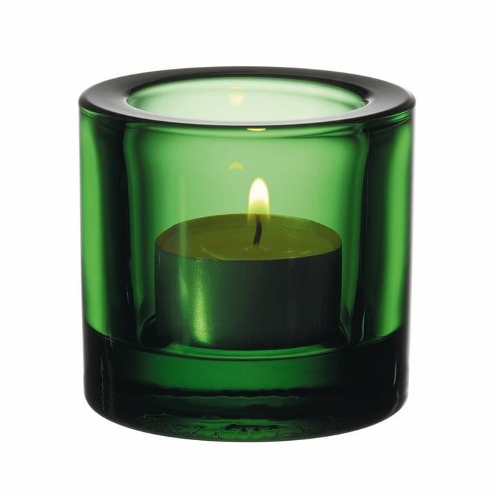 Iittala - Kivi Teelichthalter, vert émeraude