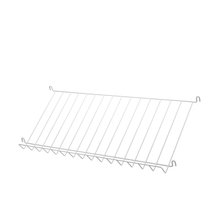 String - Magazine tray, white