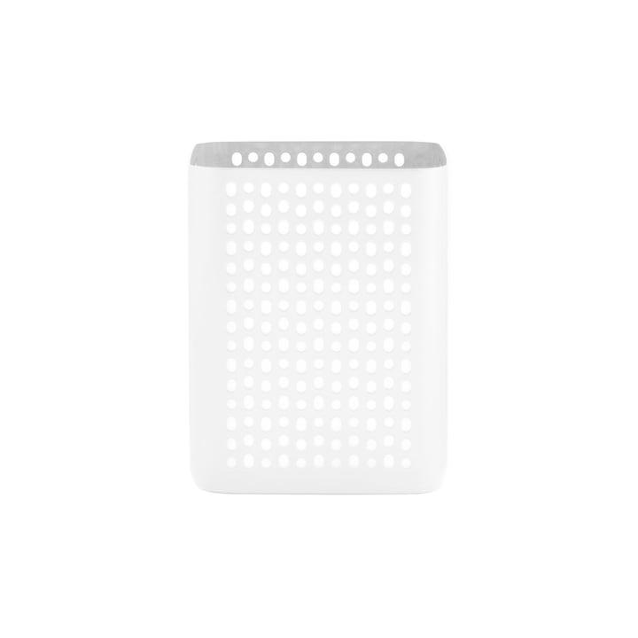 Boîte de rangement Nic Nac 10,5x10,5xh13cm de Normann Copenhagen en blanc