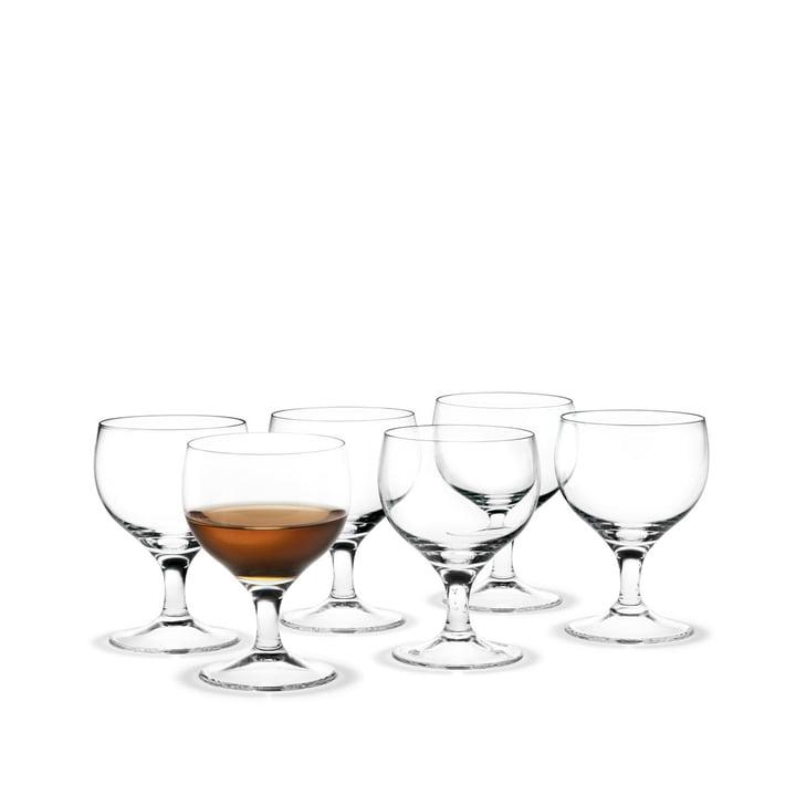 Verre à vin blanc Royal 21 cl (Set de 6) de Holmegaard