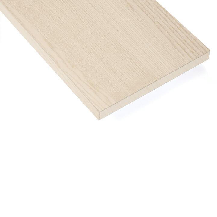 Planches d'étagère (lot de 3) par String en frêne