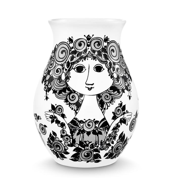 Bjørn Wiinblad - Vase Rosalinde, noir
