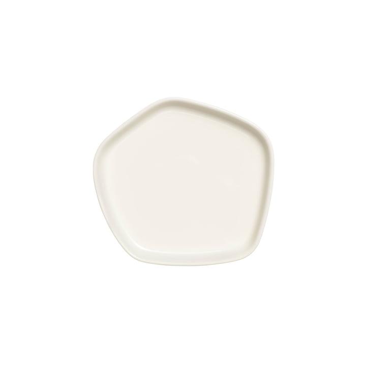 Iittala X Issey Miyake - assiette 11x11 cm, blanc