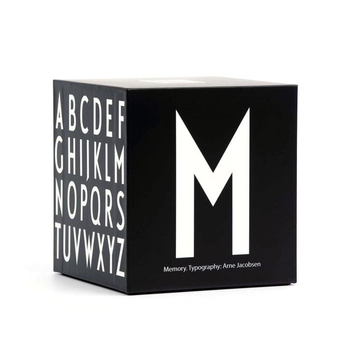 Design Letters - Jeu Memory AJ