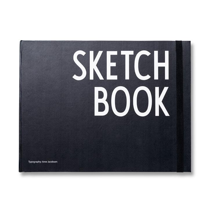 Design Letters - Carnet de croquis Sketchbook AJ