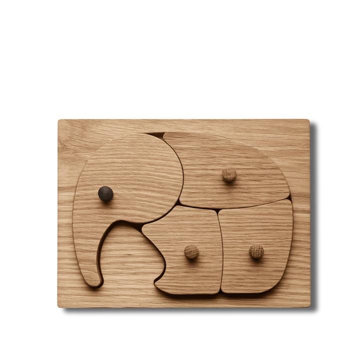 Puzzle Elephant de Georg Jensen