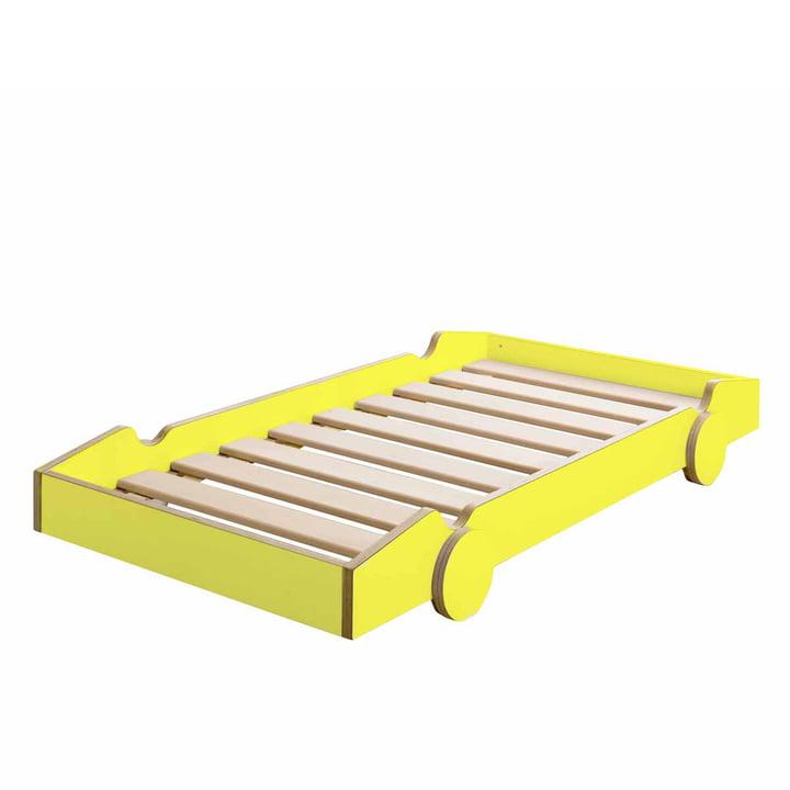 Speedoletto de De Breuyn en jaune