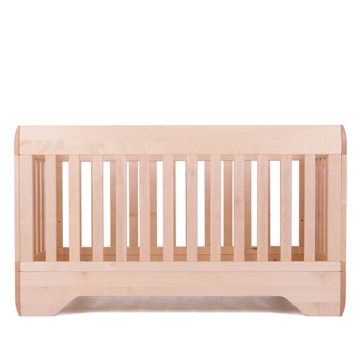 Lit bébé Echo Crib de Kalon en érable