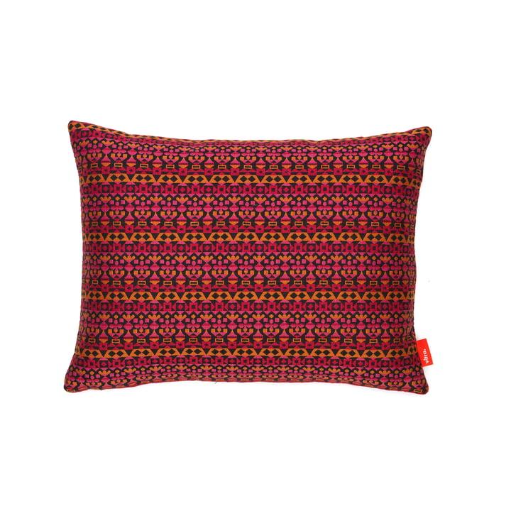 Coussin Arabesque, 30 x 40 cm par Vitra en rouge pourpre et rose