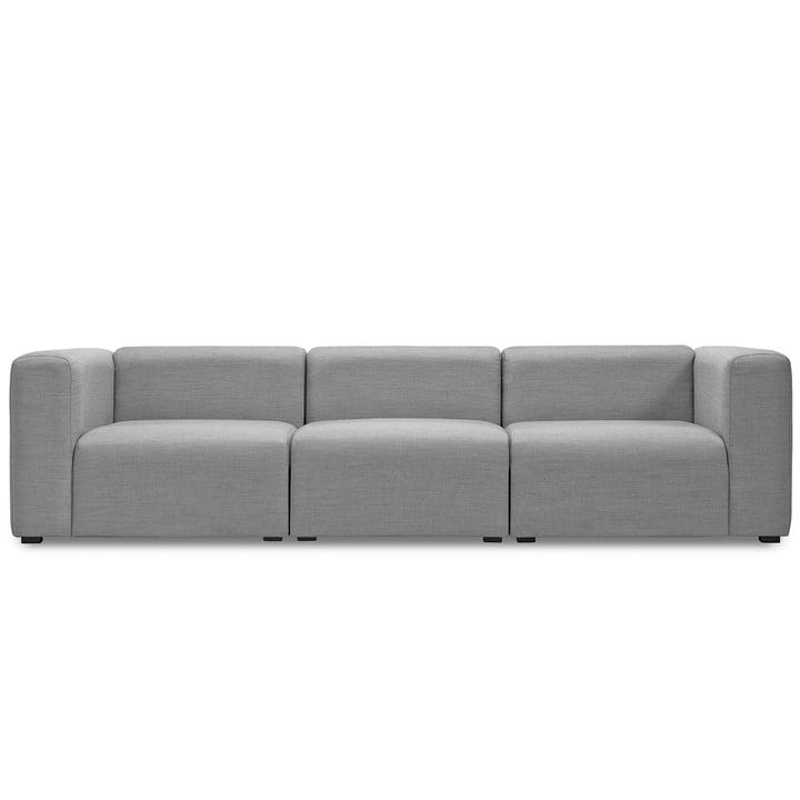 Le sofa Mags - 3 places dans une version Surface 120 gris clair