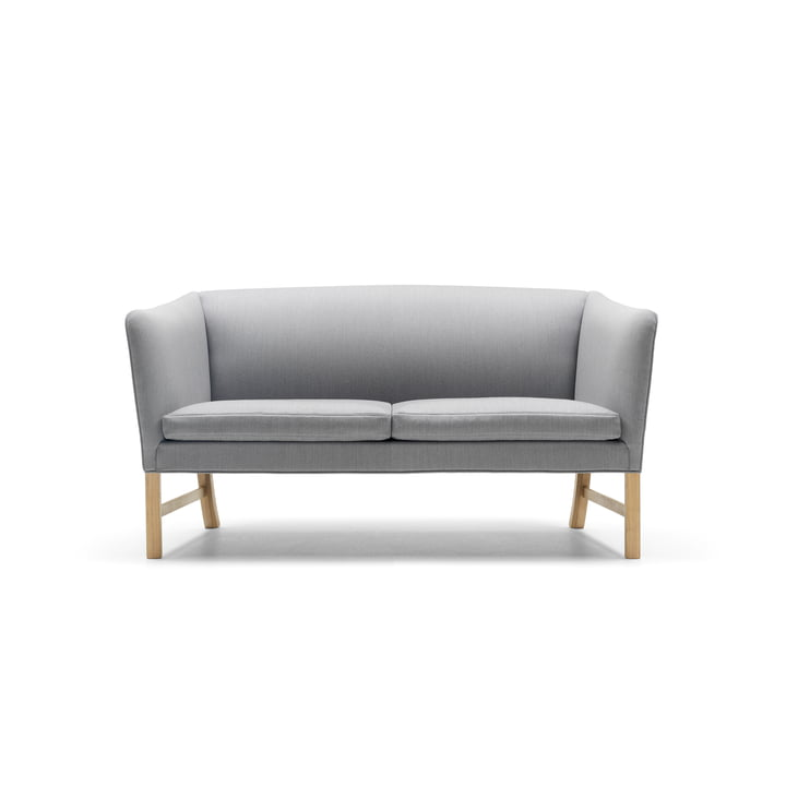 Canapé au milieu du siècle par Ole Vanscher pour Carl Hansen