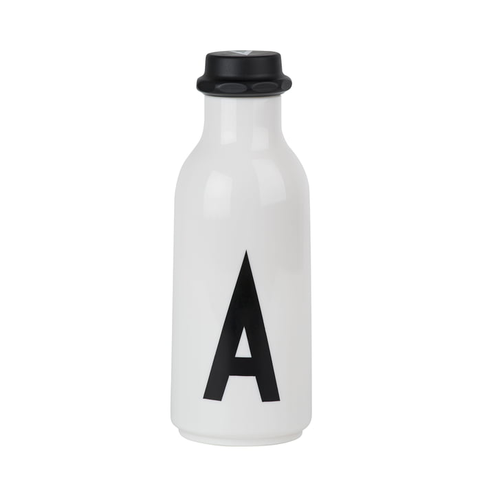Bouteille d'eau de A-Z de Design Letters
