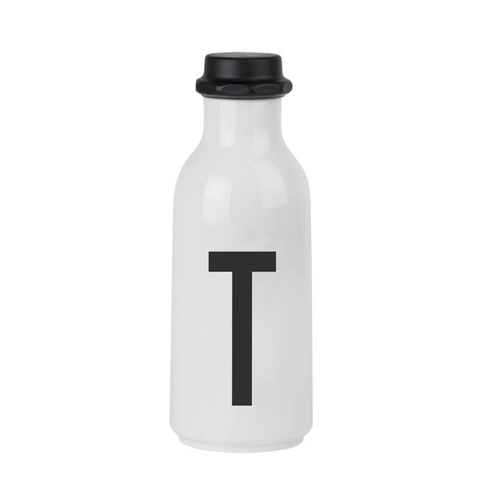 Design Letters - Bouteille d'eau de A-Z, T