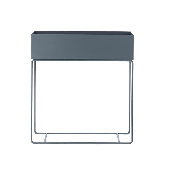 Plant Box de ferm Living en gris foncé
