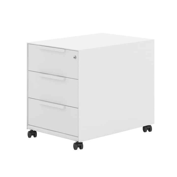 MBE Rollcontainer T60 par Vitra