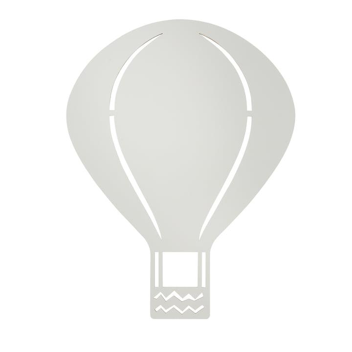 Lampe montgolfière de ferm Living en gris