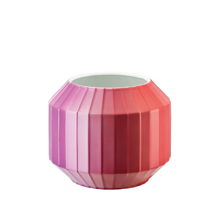 Le vase Hot-Spot en couleur Flashy Red, 16 cm, de Rosenthal