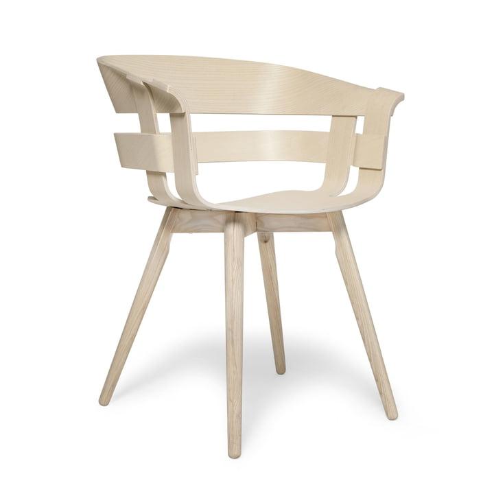 La Wick Chair Wood  en frêne par design House Stockholm