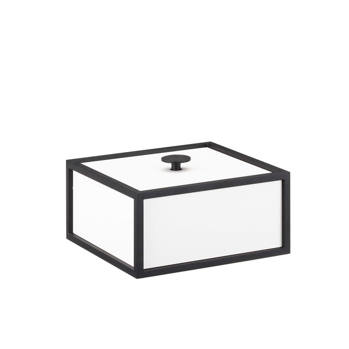 Cadre Box 14 by by Lassen in White