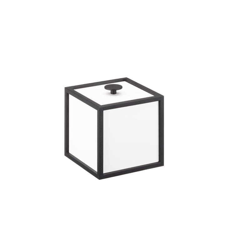 Boîte de cadre 10 par Lassen en blanc