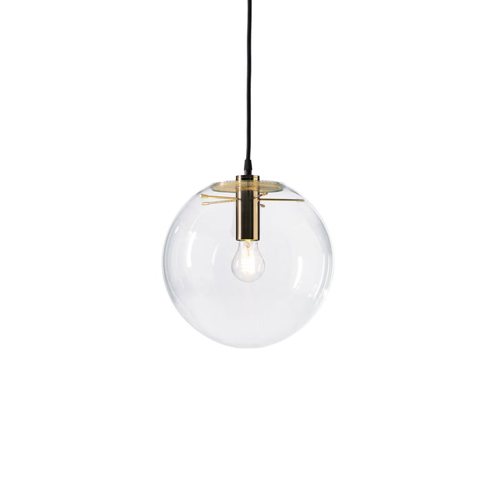 ClassiCon - Suspension lumineuse Selene, laiton, Ø 25 cm