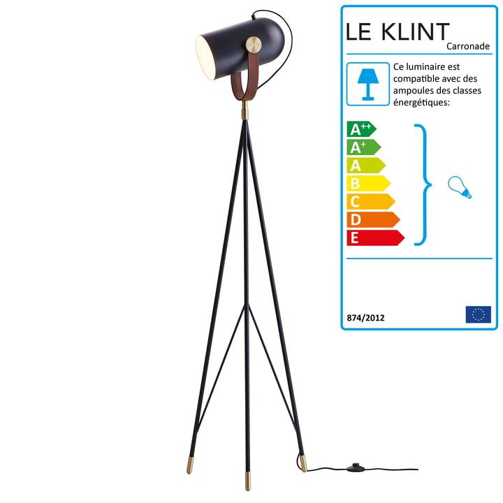 Le Klint - Lampadaire Carronade 360, medium