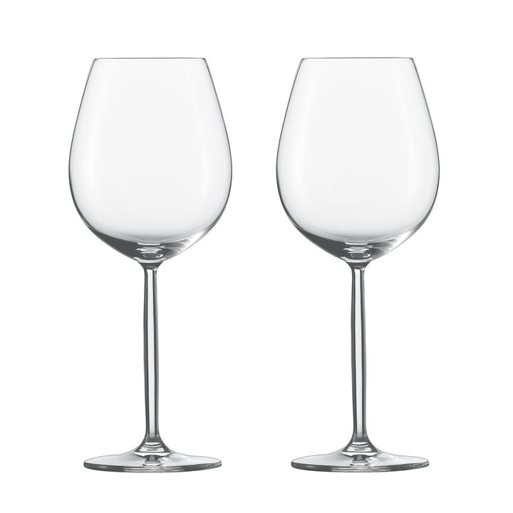 Verre Diva pour vin rouge et eau (lot de 2) de Schott Zwiesel