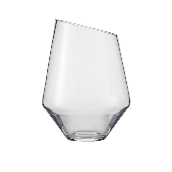 Zwiesel 1872 - Vase Diamonds, clair, moyen format