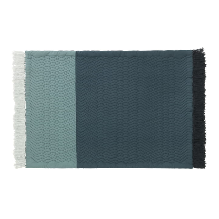 Normann Copenhagen - Tapis Trace, bleu