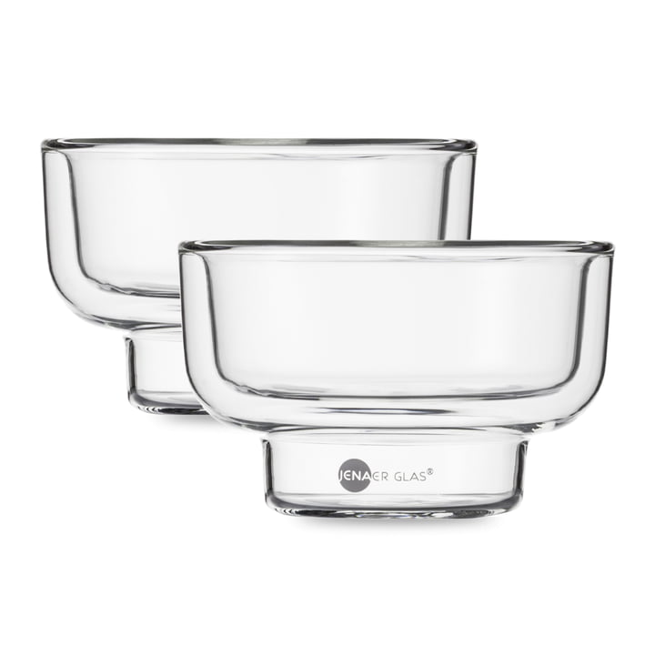Jenaer Glas - Coupelle Match 300 ml (lot de 2)