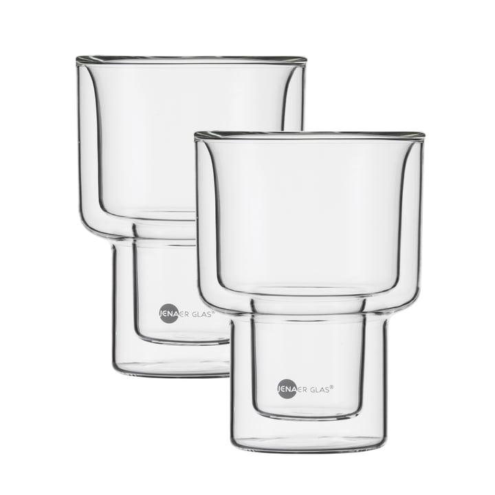Jenaer Glas - Verre Match L (lot de 2)
