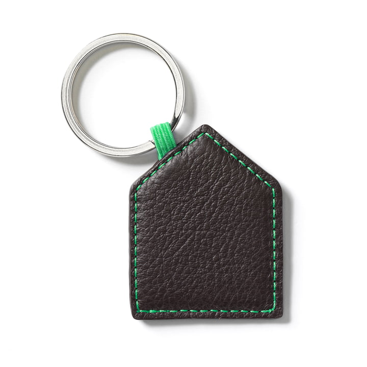 Key Ring House par Vitra en chocolate