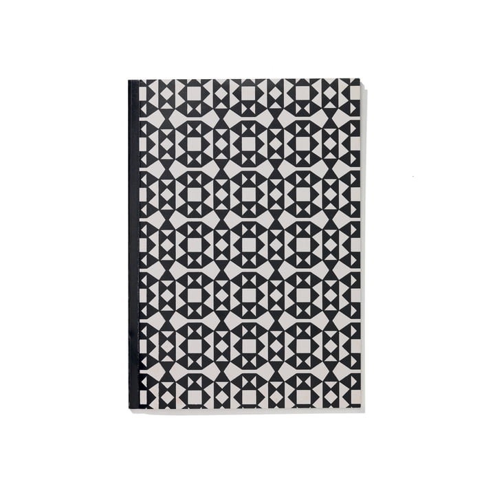 Notebook A5 Facets par Vitra en noir