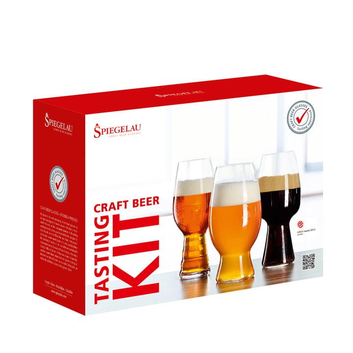 Verre Craft Beer (lot de 3) de Spiegelau