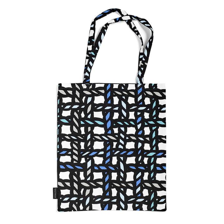 Le Tote Bag by RW de Hay en bleu