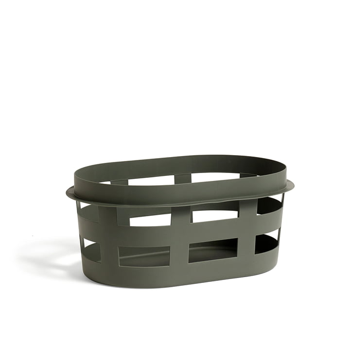 Le Hay - panier à linge dans l'armée, S