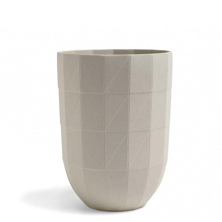Le vase Paper Porcelain de Hay en L
