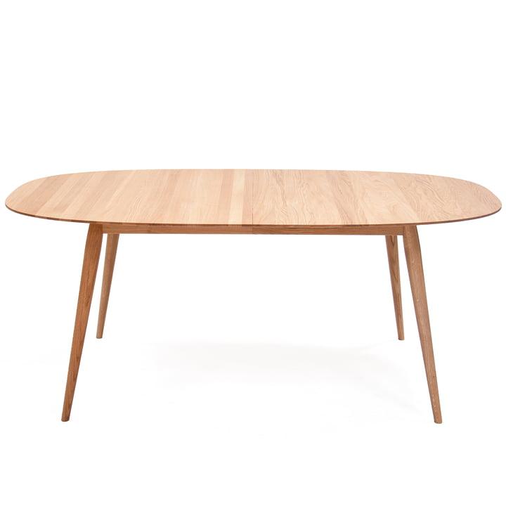 Table d'appoint Play Dinner 180 - 280cm de bruunmunch en chêne naturel