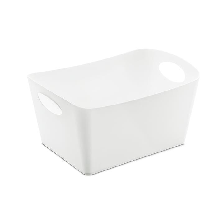 Boîte de rangement Boxxx M en blanc