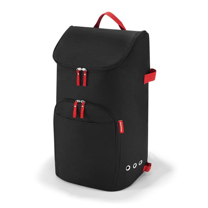 Le cabas à roulettes citycruiser bag de reisenthel en noir