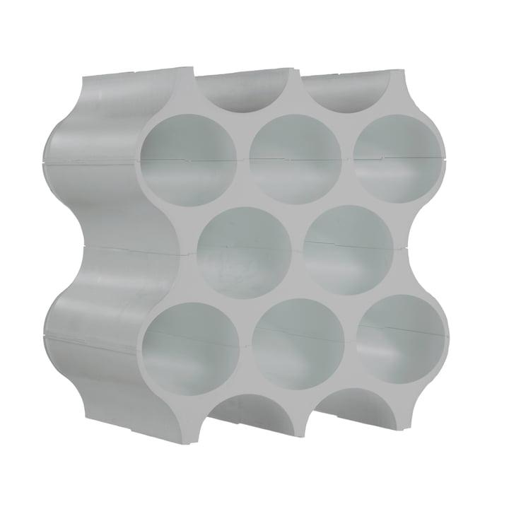 Koziol - Wine Rack Set Up, grey
