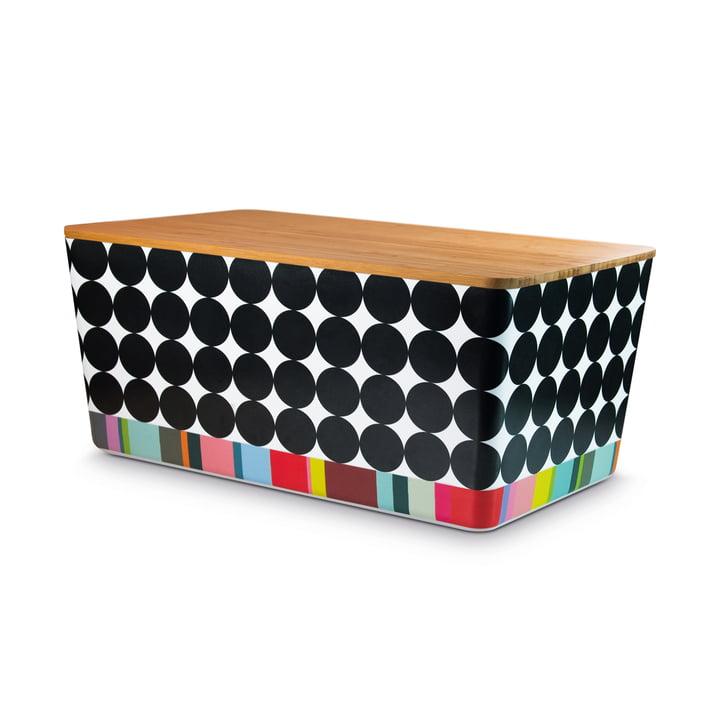 Boîte à pain Scoop avec couvercle en bambou de Remember
